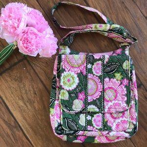 🌸 Vera Bradley Olivia Pink Mailbag Crossbody bag